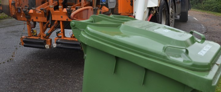 Residents thanked for understanding following suspension of green bin collections