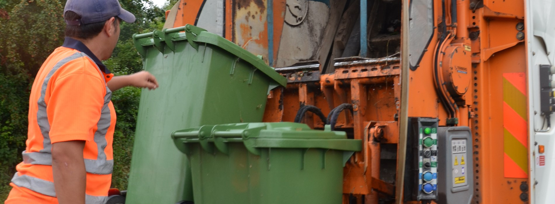 Additional green bin collections