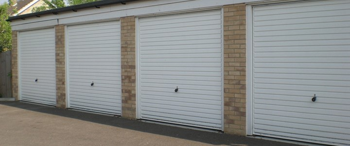 Council garages - apply to rent a garage