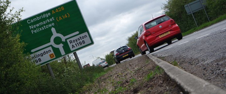 Council welcomes preferred route for A428 improvements