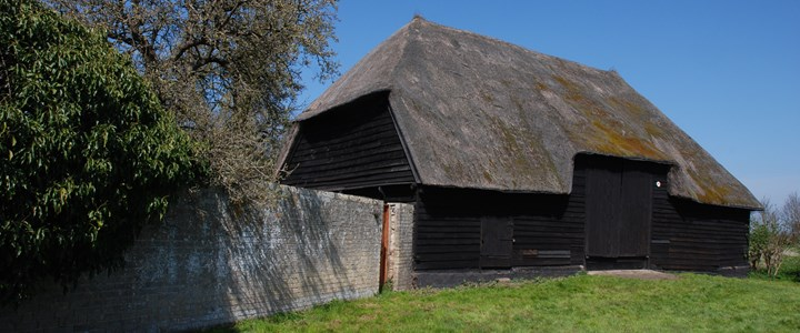 Council agrees lease to help preserve Cambridgeshire's last remaining thatched tithe barn