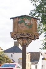 Gamlingay village sign