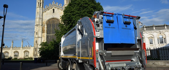 Councils investigate when electric could power up to 26 tonne bin lorries for zero emission collections