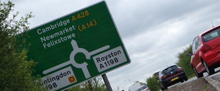 Council calls for strengthened green commitment ahead of A428 upgrade