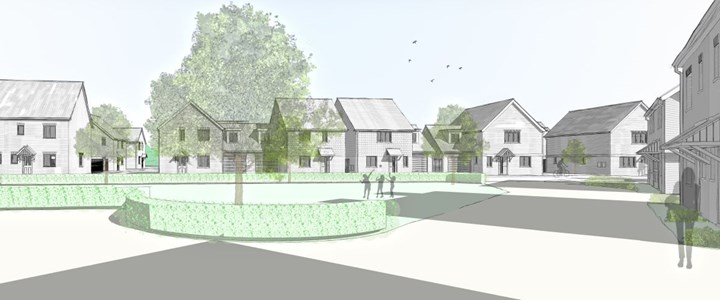 More than 60 new Council homes to be built in Sawston for local people