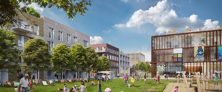 Vision for Northstowe town centre approved