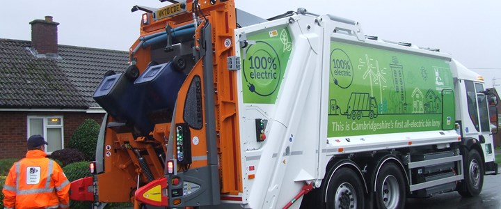Changes to bin collections this Christmas and New Year