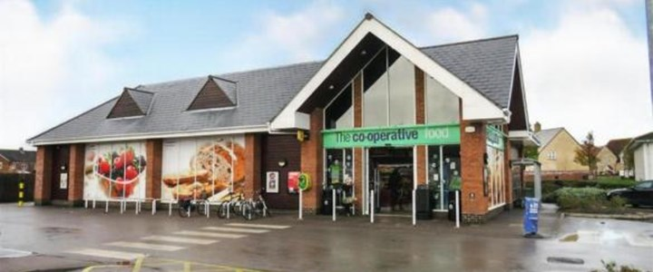 Co-op, Upper Cambourne