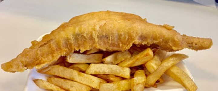 Luke's Traditional Fish & Chips, Papworth Everard
