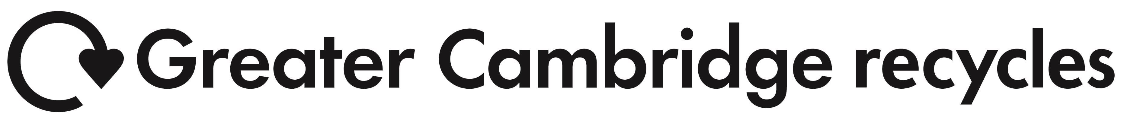 Greater Cambridge recycles logo