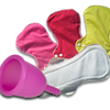 Reusable sanitary pads / menstrual cups