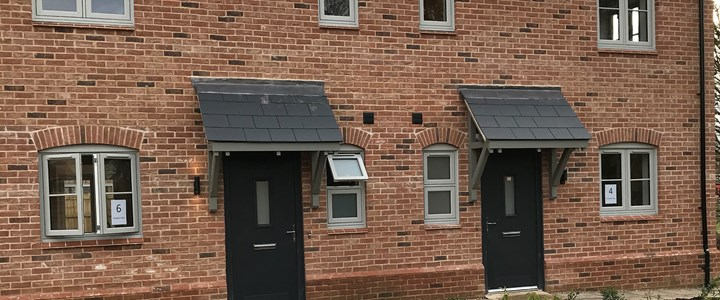 New homes for Council tenants